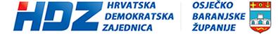 HDZ Osječko-baranjske županije
