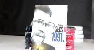 """PROMOCIJA KNJIGE VLADIMIRA ŠEKSA: """"1991. – MOJA SJEĆANJA NA STVARANJE HRVATSKE I DOMOVINSKI RAT"""""""