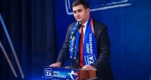 Valpovo - središnji skup Domoljubne koalicije